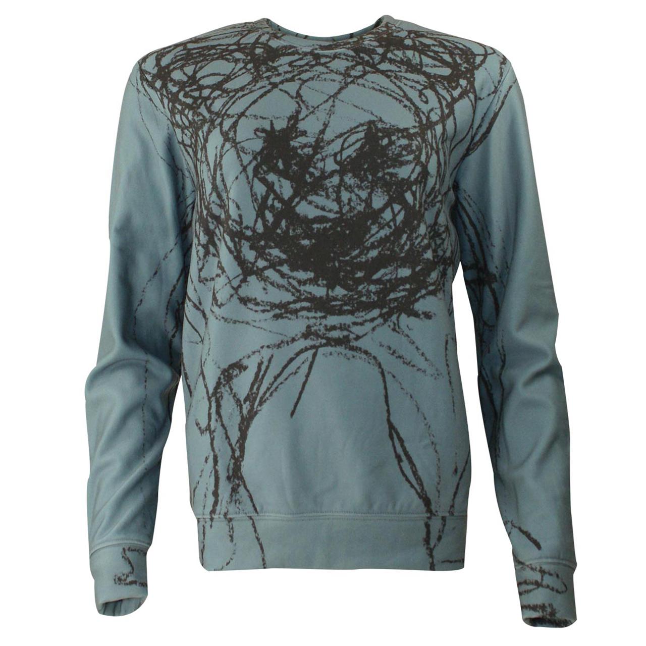 Sweatshirt Berliner Bär blau