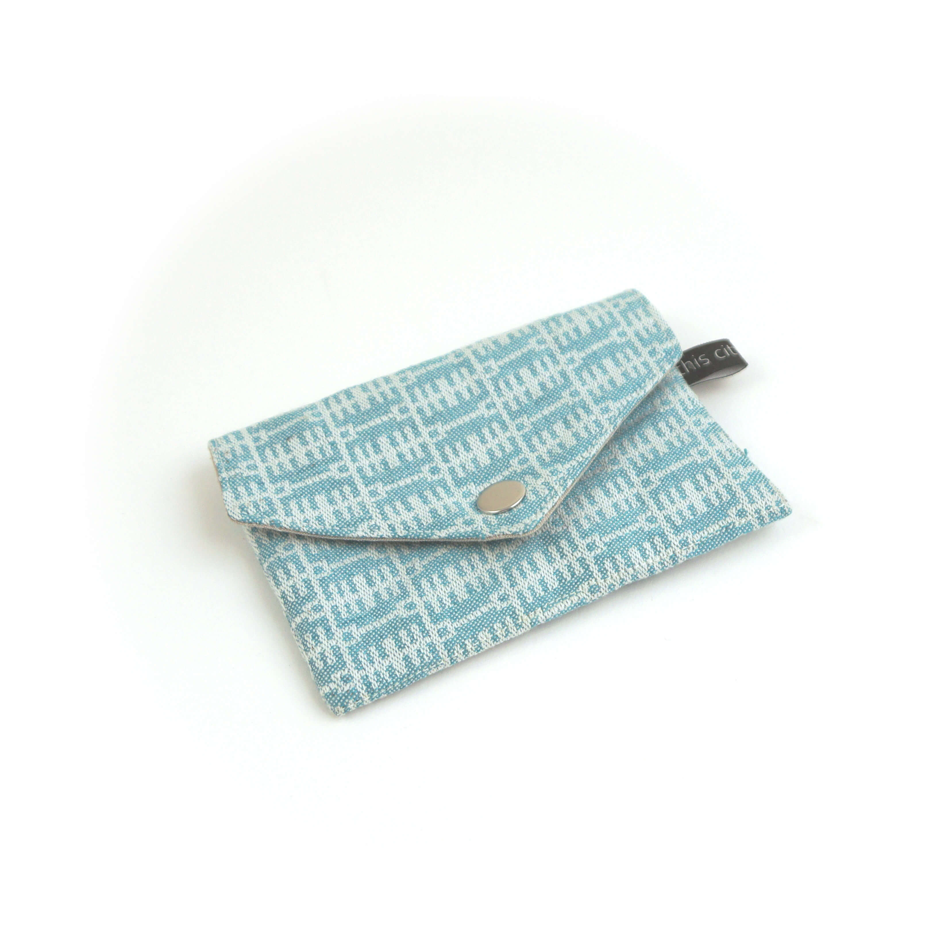 Kleine Geldbörse mit Reißverschluss Tasche BT mint