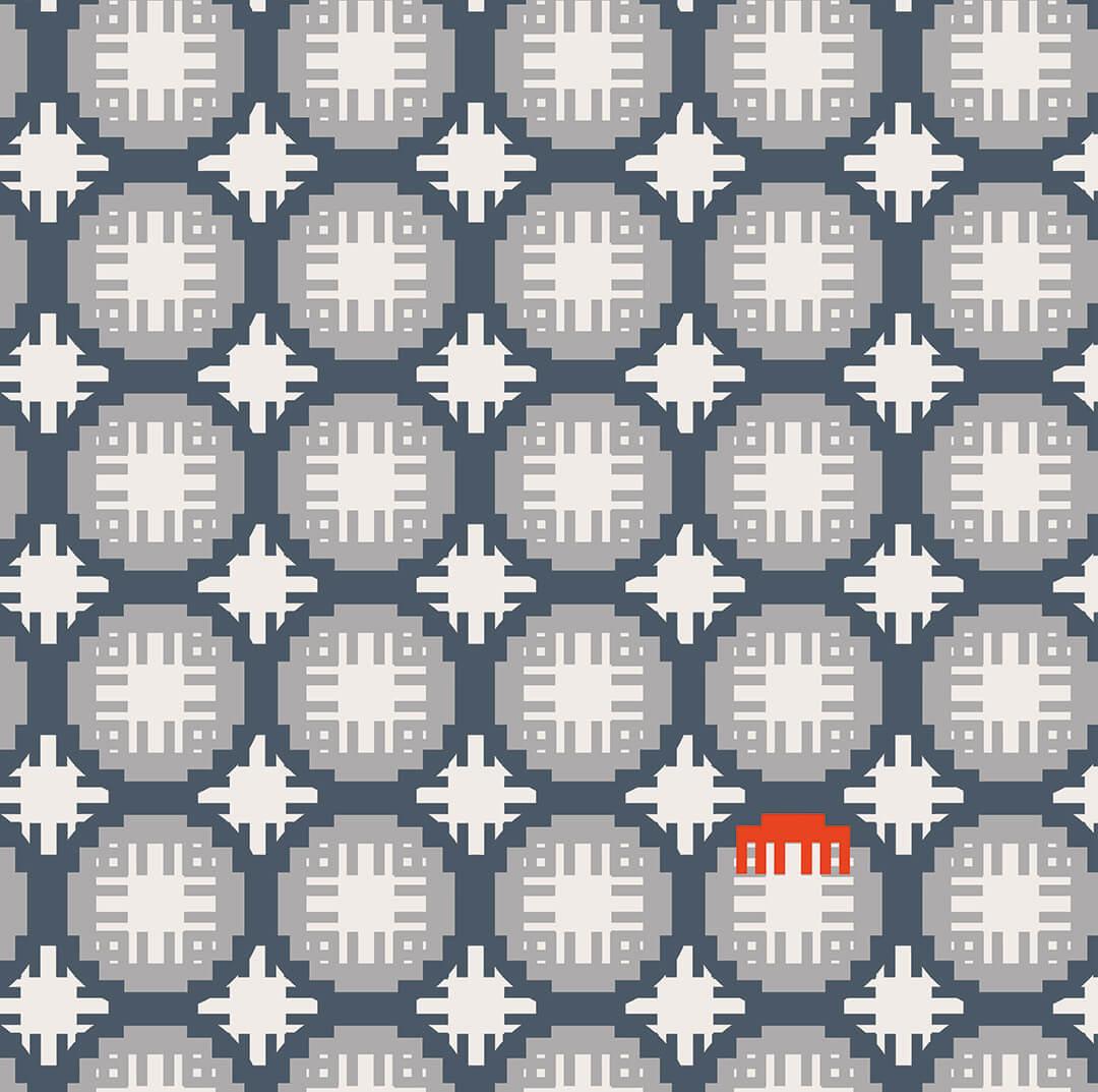 Brandenburger Tor Dots