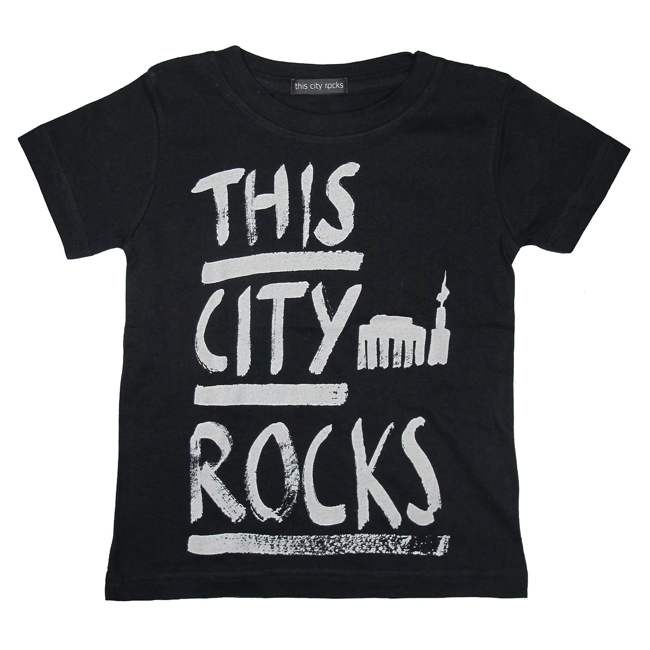Berlin T-Shirt THIS CITY ROCKS